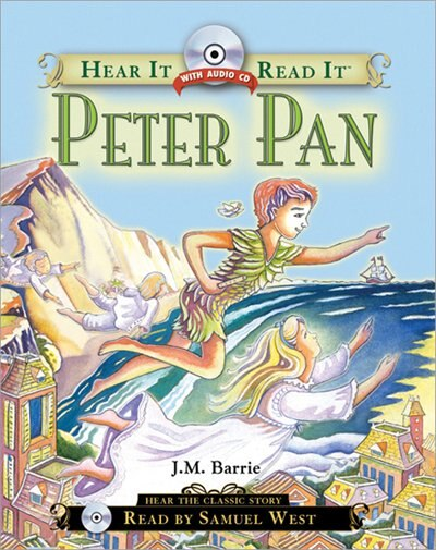 Peter Pan by J.M. Naxos of America