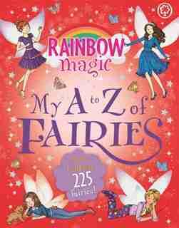 Rainbow Magic: My A To Z Of Fairies de Daisy Meadows