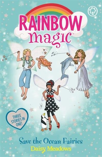 Rainbow Magic: Save The Ocean Fairies: Special de Daisy Meadows
