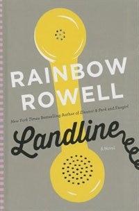 Landline: (Large  Print) by Rainbow Rowell