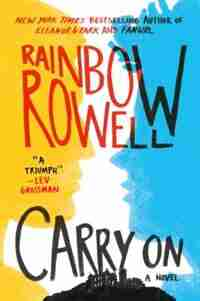 Carry On: (Large  Print) by Rainbow Rowell