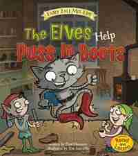 The Elves Help Puss in Boots by Paul Harrison