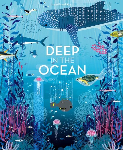 Deep In The Ocean by Lucie Brunellière