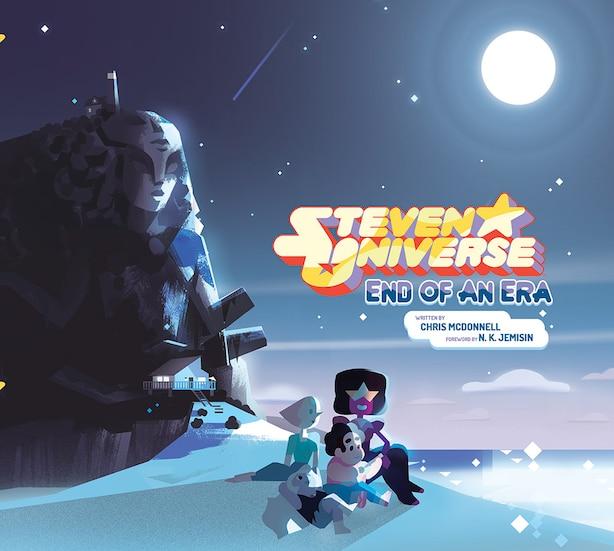 Steven Universe: End Of An Era by Chris Mcdonnell