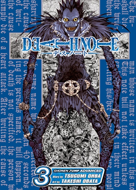 Death Note, Vol. 3: Hard Run by Tsugumi Ohba