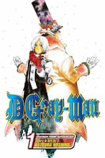 D.gray-man, Vol. 1: Opening by Katsura Hoshino