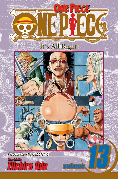 One Piece, Vol. 13: It's All Right! by Eiichiro Oda