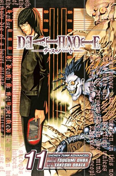 Death Note, Vol. 11: Kindred Spirit by Tsugumi Ohba