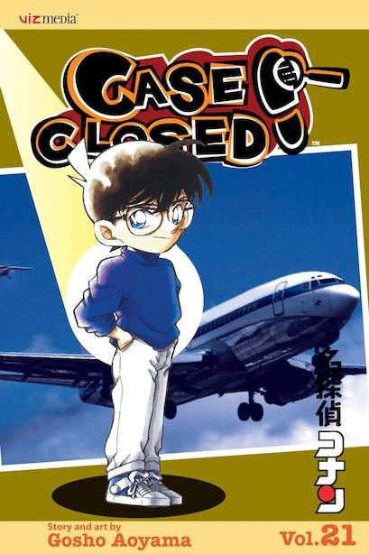 Case Closed, Vol. 21 by Gosho Aoyama