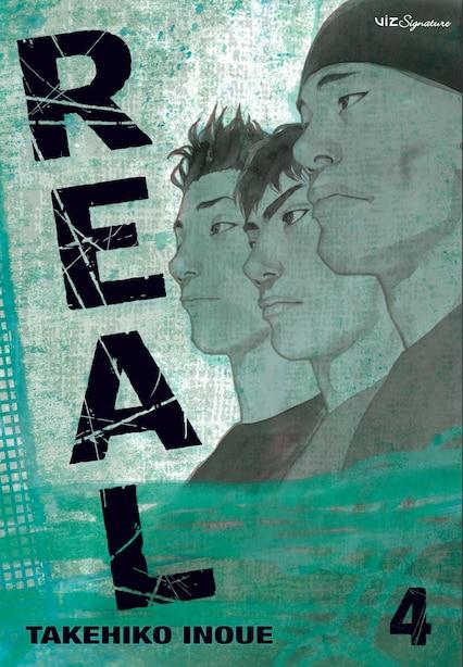 Real, Vol. 4 by Takehiko Inoue