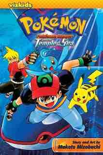 Pokémon: Ranger and the Temple of the Sea by Makoto Mizobuchi