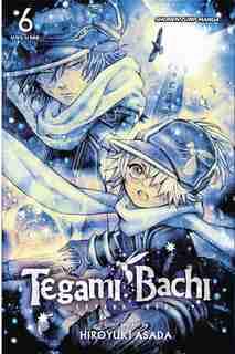 Tegami Bachi, Vol. 6: The Lighthouse In The Wasteland by hiroyuki Asada