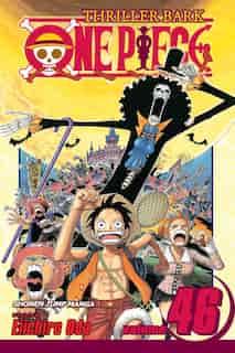 One Piece, Vol. 46: Adventure On Ghost Island by Eiichiro Oda