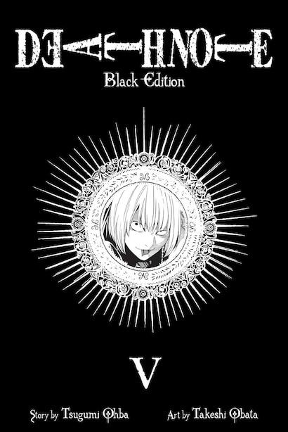 Death Note Black Edition, Vol. 5 by Tsugumi Ohba