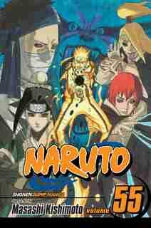 Naruto, Vol. 55: The Great War Begins by Masashi Kishimoto