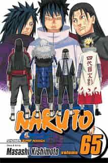 Naruto, Vol. 65: Hashirama And Madara by Masashi Kishimoto