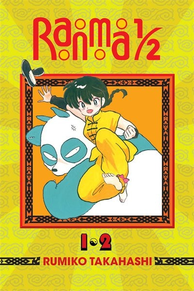 Ranma 1/2 (2-in-1 Edition), Vol. 1: Includes vols. 1 & 2 by RUMIKO TAKAHASHI