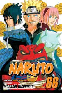 Naruto, Vol. 66: The New Three by Masashi Kishimoto