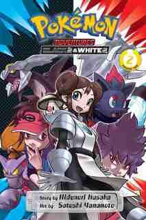 Pokémon Adventures: Black 2 & White 2, Vol. 2 by Hidenori Kusaka