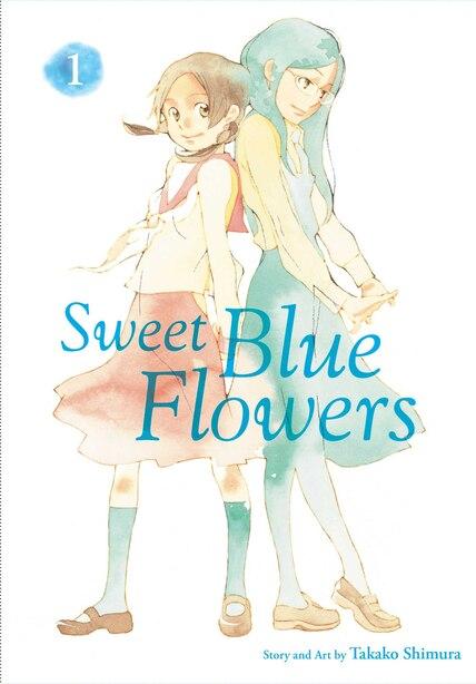 Sweet Blue Flowers, Vol. 1 by Takako Shimura