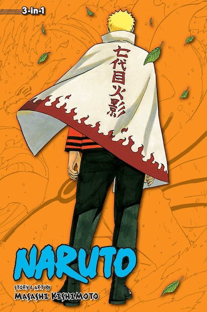 Naruto (3-in-1 Edition), Vol. 24: Includes vols. 70, 71 & 72 by Masashi Kishimoto