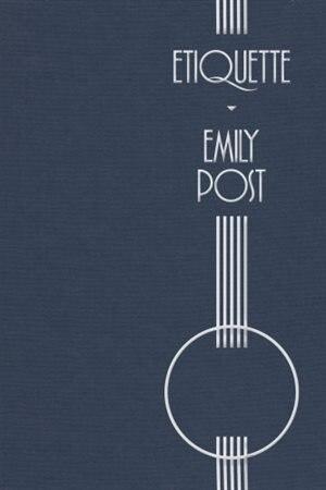 Etiquette de Emily Post