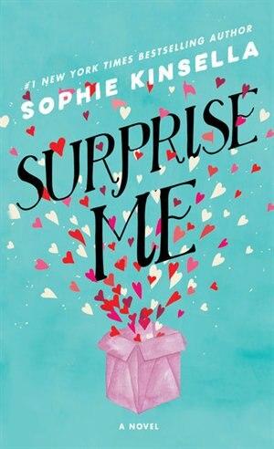 Surprise Me: (Large  Print) by Sophie Kinsella