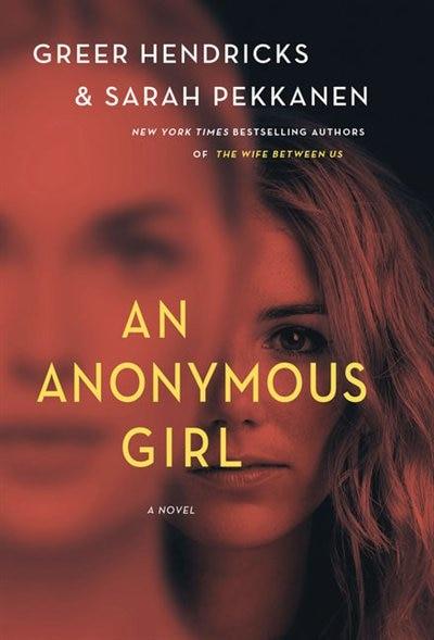 An Anonymous Girl: (Large  Print) by GREER Hendricks
