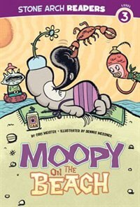 Moopy on the Beach by Cari Meister