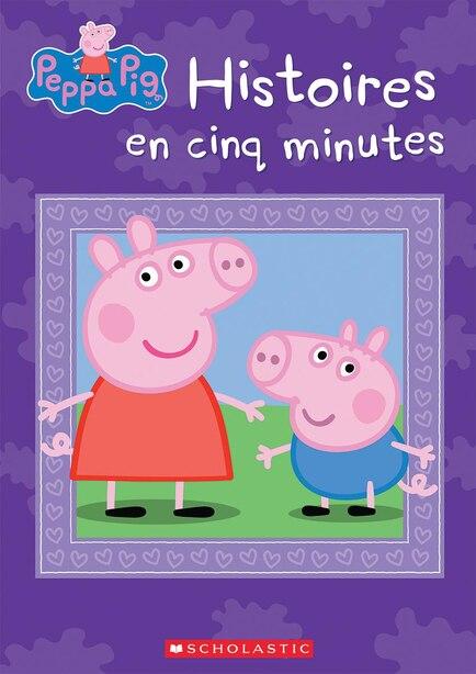 Peppa Pig : Histoires en cinq minutes by Eone