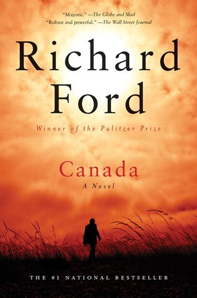 Canada by Richard Ford