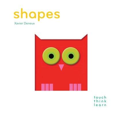 TouchThinkLearn: Shapes by Xavier Deneux