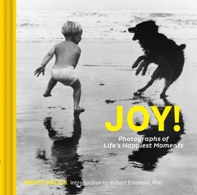 Joy!: Photographs Of Life's Happiest Moments (uplifting Books, Happiness Books, Coffee Table Photo Books): Photographs Of Life's Happiest Moments by Bruce Velick