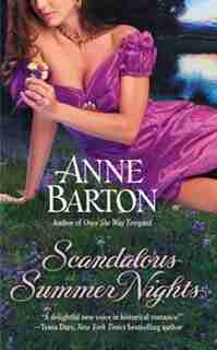 Scandalous Summer Nights by Anne Barton