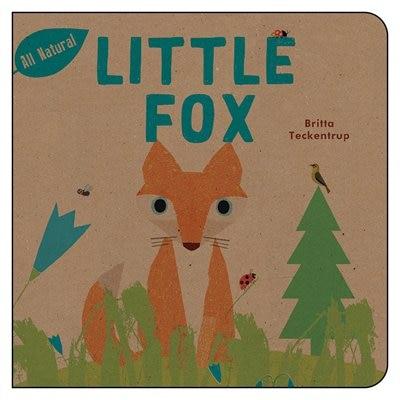 Little Fox by Britta Teckentrup