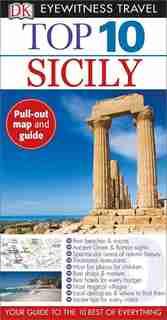 Top 10 Sicily by Elaine Dk Eyewitness