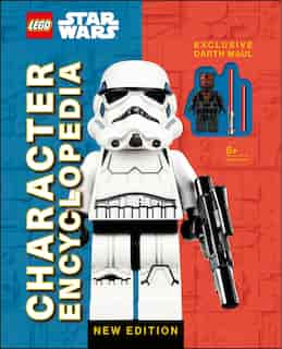 Lego Star Wars Character Encyclopedia New Edition: With Exclusive Darth Maul Minifigure by Elizabeth Dowsett