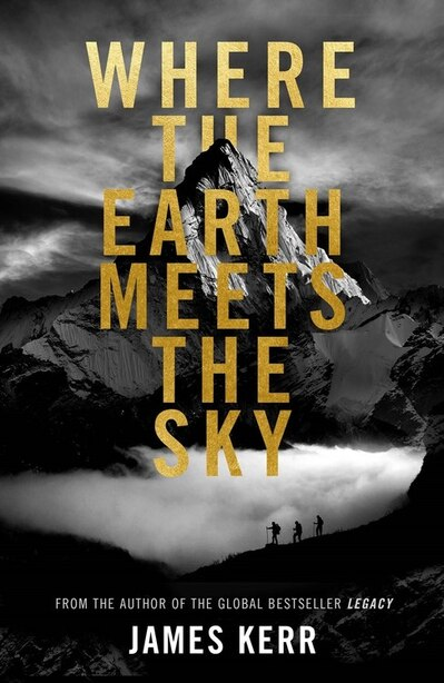 Where The Earth Meets The Sky by James Kerr
