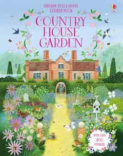 Country House Gardens Sticker Book by Struan Reid