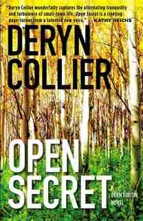 Open Secret by Deryn Collier