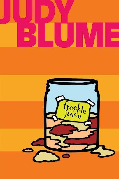 Freckle Juice de Judy Blume