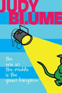 The One in the Middle Is the Green Kangaroo de Judy Blume