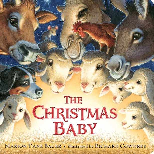 The Christmas Baby de Marion  Dane Bauer