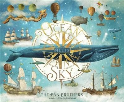 Ocean Meets Sky by Terry Fan
