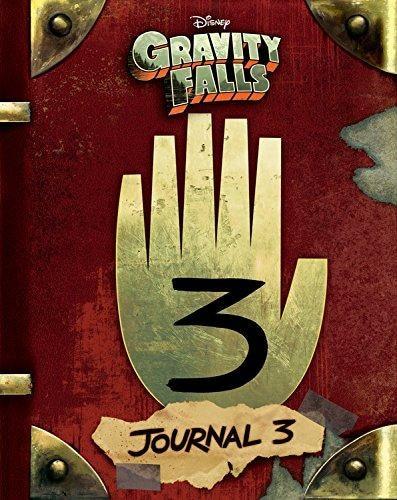 Gravity Falls: Journal 3 by Alex Hirsch