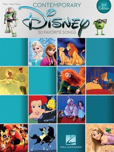 Contemporary Disney: 50 Favorite Songs