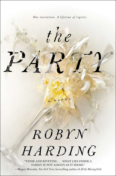 The Party: A Novel by Robyn Harding