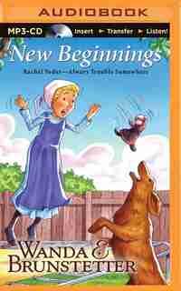 New Beginnings by Wanda E. Brunstetter