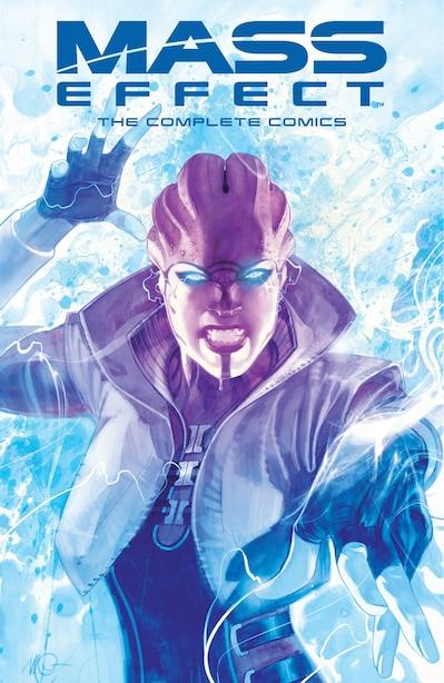 Mass Effect: The Complete Comics de Mac Walters