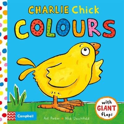Charlie Chick Colours de Nick Denchfield
